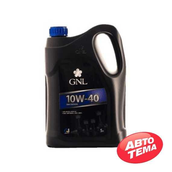 Моторное масло GNL Semi-Synthetic - Интернет магазин резины и автотоваров Autotema.ua