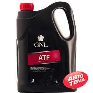 Купить Трансмиссионное масло GNL ATF DX II (4л)