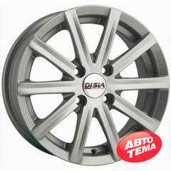 Купить DISLA Baretta 405 FS R14 W6 PCD4x114.3 ET37 DIA67.1