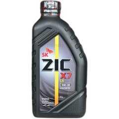 Купить Моторное масло ZIC X7 LS 5W-30 (1л)