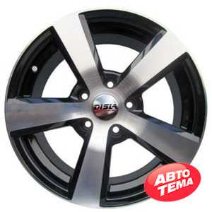 Купить DISLA Formula 503 BD R15 W6.5 PCD4x108 ET25 DIA65.1