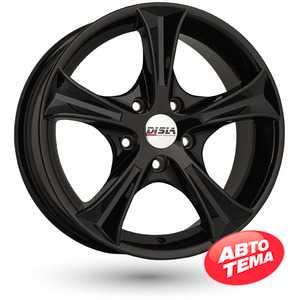 Купить DISLA Luxury 406 Black R14 W6 PCD4x114.3 ET37 DIA67.1