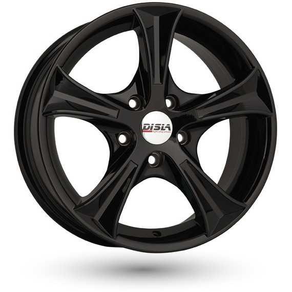 Купить DISLA Luxury 406 Black R14 W6 PCD5x100 ET37 DIA57.1