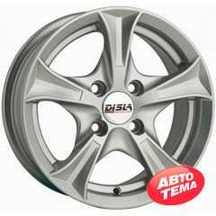 Купить DISLA Luxury 406 S R14 W6 PCD4x114.3 ET37 DIA67.1