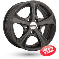 Купить DISLA Luxury 506 GM R15 W6.5 PCD5x100 ET35 DIA57.1