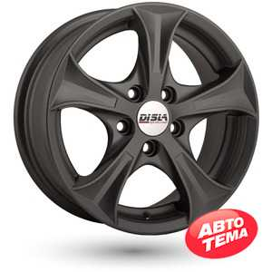 Купить DISLA Luxury 506 GM R15 W6.5 PCD5x112 ET35 DIA66.6