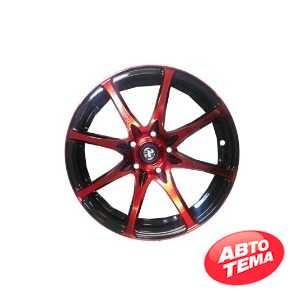 Купить RW (RACING WHEELS) H 480 BK ORD/FP R14 W6 PCD4x100 ET38 DIA67.1