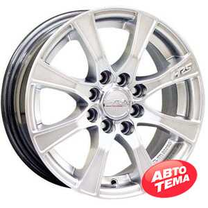 Купить RW (RACING WHEELS) H476 DDNFP R14 W6 PCD4x98 ET38 DIA58.6