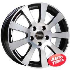 Купить TECHLINE 607 BD R16 W6.5 PCD5x114.3 ET45 DIA60.1