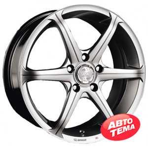 Купить RW (RACING WHEELS) H-116 HS R15 W6.5 PCD4x108 ET20 DIA65.1