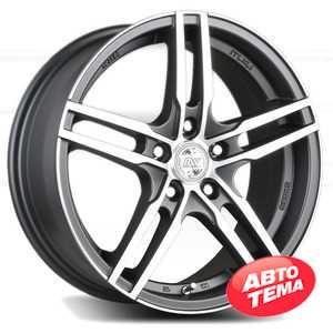 Купить RW (RACING WHEELS) H534 DDNF/P R16 W7 PCD4x100 ET40 DIA67.1