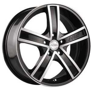Купить RW (RACING WHEELS) H-412 BK/FP R15 W6.5 PCD5x105 ET39 DIA56.6