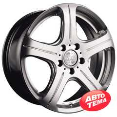 Купить RW (RACING WHEELS) H-300 HS R15 W7 PCD5x112 ET38 DIA66.6