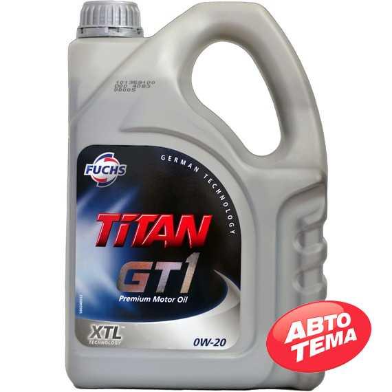 Моторное масло FUCHS Titan GT1 - Интернет магазин резины и автотоваров Autotema.ua