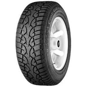 Купить Зимняя шина CONTINENTAL Conti4x4IceContact 255/55R18 109T (Шип)