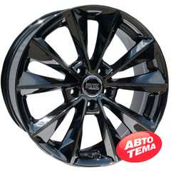 Купить RW (RACING WHEELS) H-393 DB-F/P R18 W8 PCD5x114.3 ET45 DIA67.1
