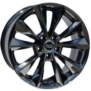 Купить RW (RACING WHEELS) H-393 DB-F/P R18 W8 PCD5x114.3 ET45 DIA67.1