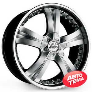 Купить OZ Antera 345-18d CHRYSTAL TITANIUM R18 W8.5 PCD6x139.7 ET35 DIA67.1