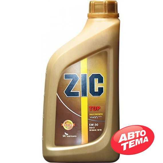 Купить Моторное масло ZIC Top 5W-30 (1л)