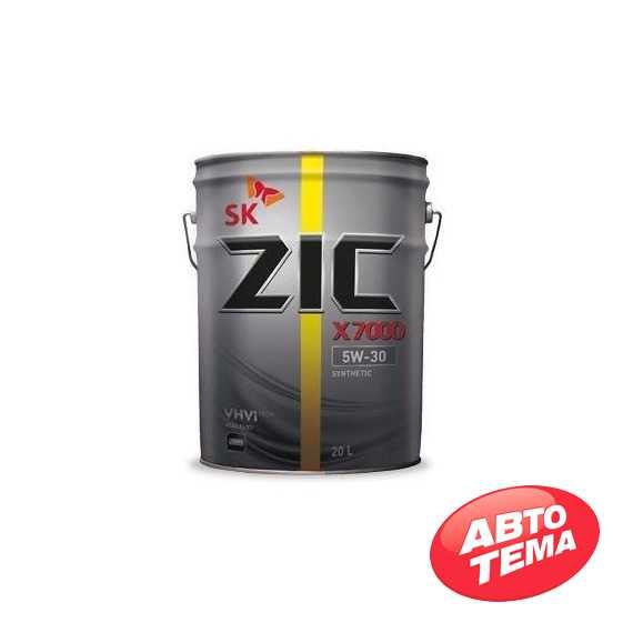 Моторное масло ZIC 7000 FE - Интернет магазин резины и автотоваров Autotema.ua