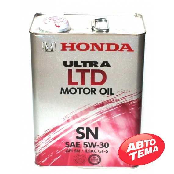 Трансмиссионное масло HONDA Ultra LTD - Интернет магазин резины и автотоваров Autotema.ua