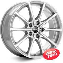 BORBET CW3 sterling silver - Интернет магазин резины и автотоваров Autotema.ua