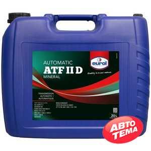 Купить Трансмиссионное масло EUROL ATF IID (20л)