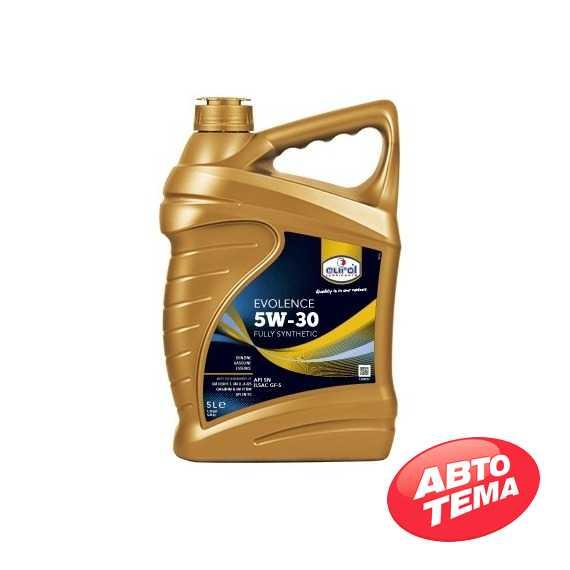Моторное масло EUROL Evolence - Интернет магазин резины и автотоваров Autotema.ua