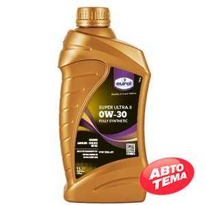 Купить Моторное масло EUROL Super Ultra II 0W-30 (1л)