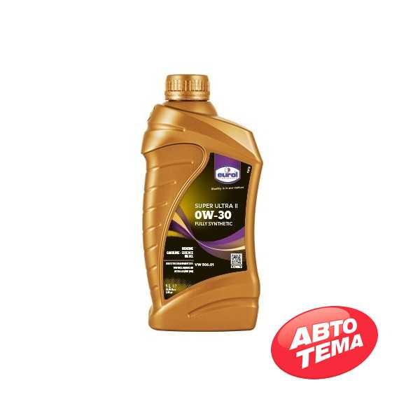 Моторное масло EUROL Super Ultra II - Интернет магазин резины и автотоваров Autotema.ua