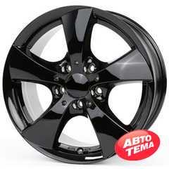 Купить BORBET TB Glossy Black R16 W7.5 PCD5x112 ET37 DIA66.6