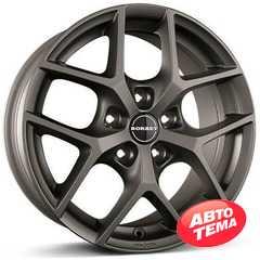 Купить BORBET Y titan matt R16 W7 PCD5x112 ET49 DIA66.6