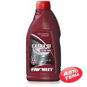 Купить Моторное масло FAVORIT Extra DI 10W-40 (1л)