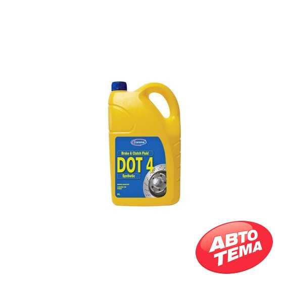 Тормозная жидкость Comma DOT4 5л - Интернет магазин резины и автотоваров Autotema.ua