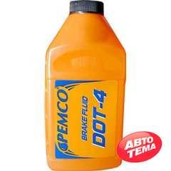 Тормозная жидкость Pemco DOT 4 0.5 л - Интернет магазин резины и автотоваров Autotema.ua