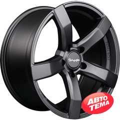 Купить TOMASON TN11 Dark GM R17 W7.5 PCD5x108 ET48 DIA63.4