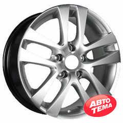 REPLICA Volkswagen JT-1265 SiL - Интернет магазин резины и автотоваров Autotema.ua