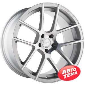 Купить AVANT Garde M510 Satin Silver R19 W9.5 PCD5x120 ET40 HUB72.56