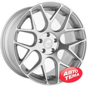 Купить AVANT Garde M590 Satin Silver R20 W10 PCD5x114,3 ET43 HUB73.1