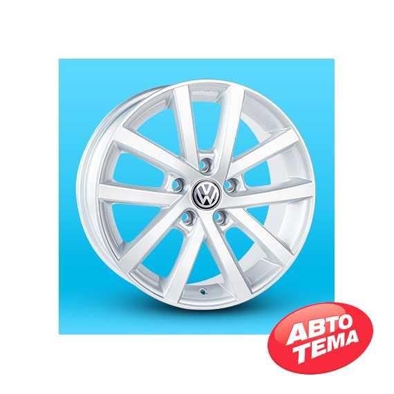 REPLICA Volkswagen JT-1220 SiL - Интернет магазин резины и автотоваров Autotema.ua