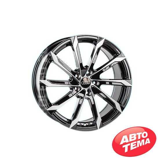 REPLICA Audi JT-2058 MB - Интернет магазин резины и автотоваров Autotema.ua