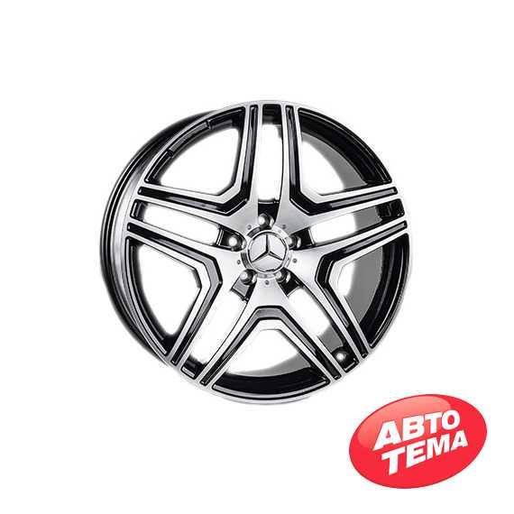 REPLICA Mercedes JT 1284 BM - Интернет магазин резины и автотоваров Autotema.ua