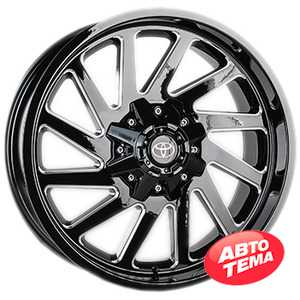 Купить REPLICA Toyota JT-1627 BMill R20 W9 PCD6x139.7 ET20 DIA110