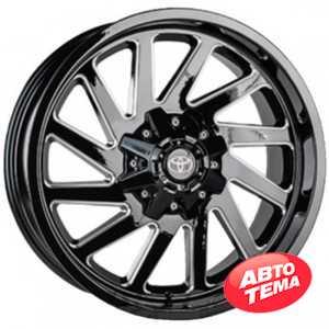 Купить REPLICA Lexus JT-1627 BMill R20 W9 PCD5x150 ET20 DIA110.1