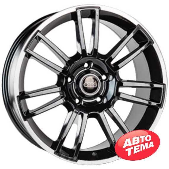 REPLICA Audi JT-1593 BMatt - Интернет магазин резины и автотоваров Autotema.ua