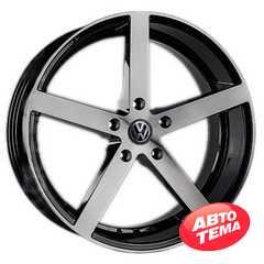 REPLICA Volkswagen JT-1568 BM - Интернет магазин резины и автотоваров Autotema.ua