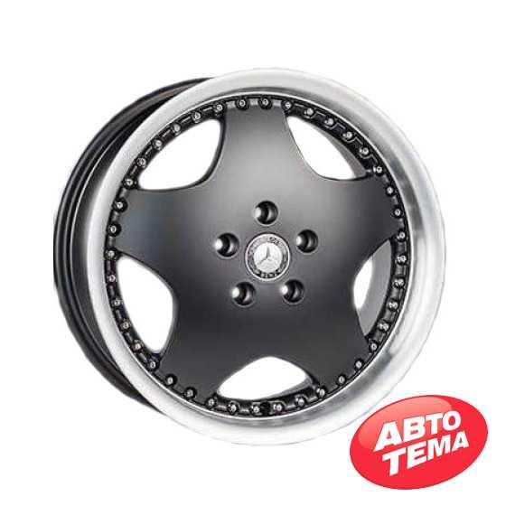 REPLICA Mercedes-AMG JT-1449 BMatt - Интернет магазин резины и автотоваров Autotema.ua