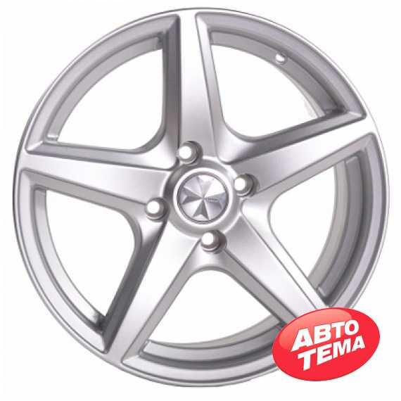 REPLICA Citroen JH 1457 Silver - Интернет магазин резины и автотоваров Autotema.ua