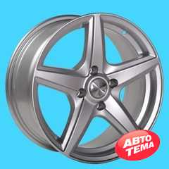 REPLICA Chevrolet JH 1457 Silver - Интернет магазин резины и автотоваров Autotema.ua