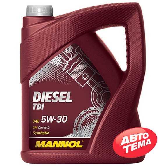 Моторное масло MANNOL Diesel TDI - Интернет магазин резины и автотоваров Autotema.ua